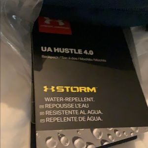 Under Armour Bags - Underarmour Hustle 4.0 Backpack